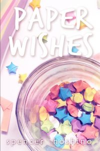 Paper Wishes by Spencer Hoshino (Tapas Media cover)