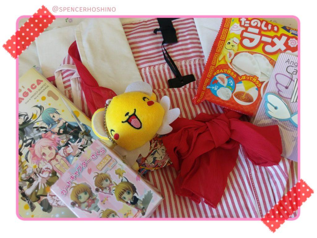 Ichiban Giveaway Prizes