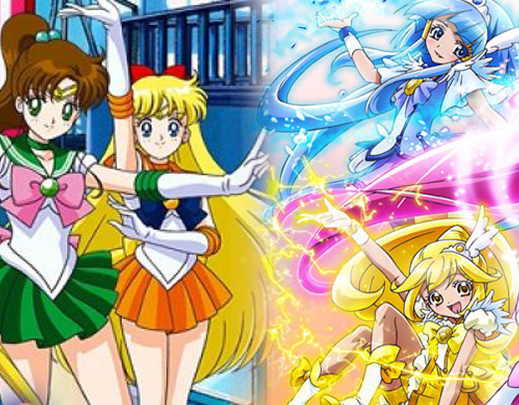 My Top 8 Magical Girl Anime - The Realm of Magical Girls